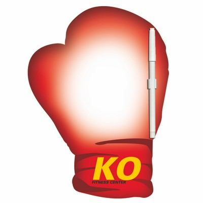 Boxing Glove Shaped Memo Board - Digital